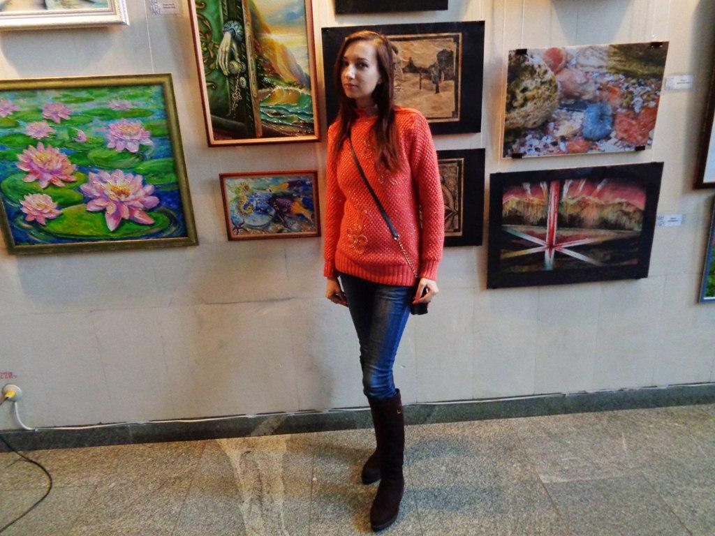 «Антракт-13″ выставка современного искусства