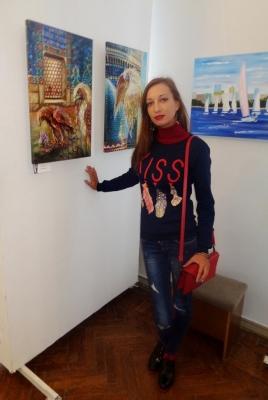 выставка картин » Діалоги-VIII»