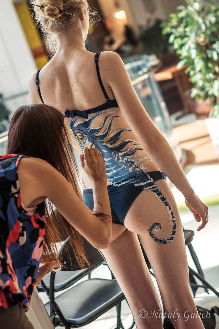 body art  bodypainting, боди -арт, грим, аквагрим