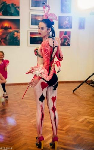 body art, bodypaint