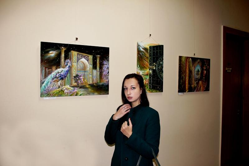 художник Гурьянова Анастасия картины