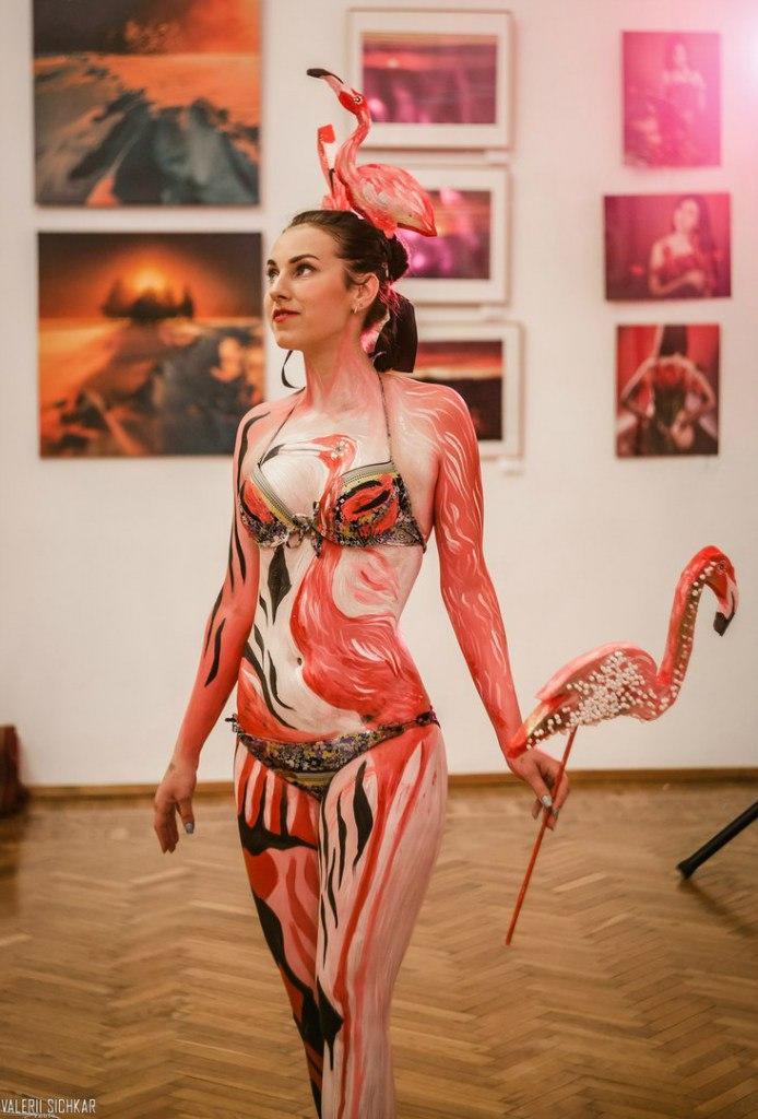 body art Художник Гурьянова Анастасия